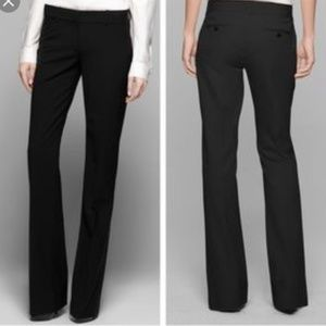 "Theory ""Max Custom Tailor"" Bootcut Dress Pants"